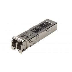 Cisco Cisco MGBLH1 Mini GBIC 1000BASE-LH SFP transceiver, for single-mode fiber, 1310 nm wavelength, support up to 40 km
