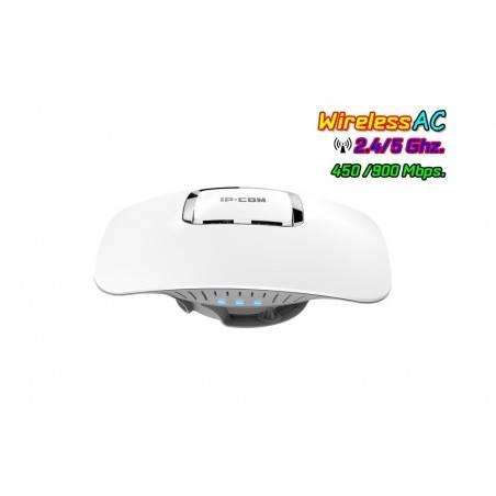 IP-COM W175AP Wireless Access Point Dualband 2.4/5GHz มาตรฐาน AC ความเร็วสูงสุด 900Mbps รองรับ Access Control, POE