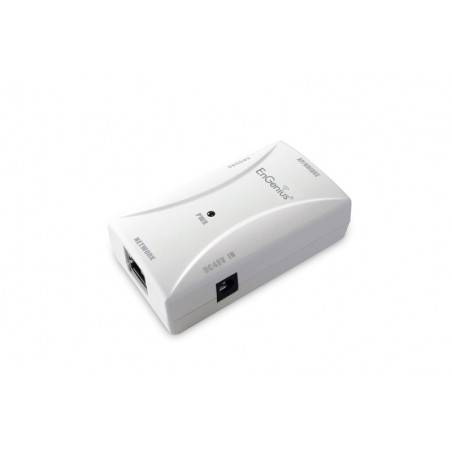 EnGenius EPE-4818G อุปกรณ์ฝากไฟไปกับสาย Lan (Power Over Ethernet) 48VDC 24W ความเร็ว Gigabit