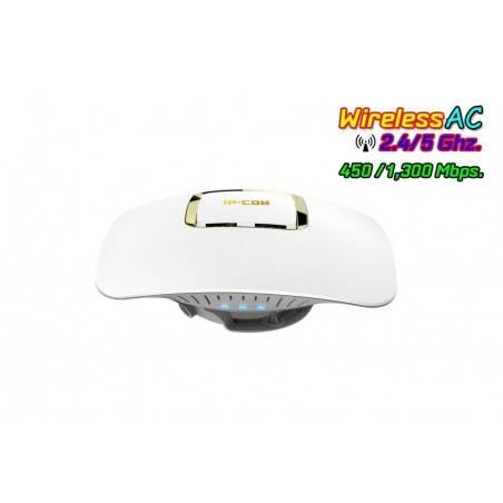 IP-COM W185AP Wireless Access Point Dualband 2.4/5GHz มาตรฐาน AC ความเร็วสูงสุด 1350Mbps รองรับ Access Control, POE