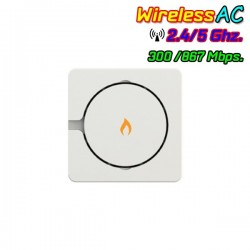 IgniteNet IgniteNet (อิ้กไน้ท์เน็ต) IgniteNet SunSpot SS-AC1200 Access Point มาตรฐาน AC Dual-Band 2.4/5GHz ความเร็วสูงสุด 866...
