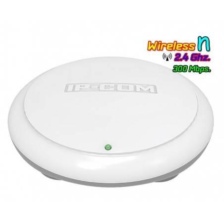 IP-COM W45AP Wireless Access Point 2.4GHz มาตรฐาน N ความเร็วสูงสุด 300Mbps รองรับ Access Controller, POE