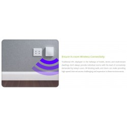 EnGenius EWS510AP Wall Plate Access Point Dual-Band 2.45GHz ความเร็ว 300Mbps, Lan 5 Port รองรับจ่ายไฟ POE Wireless AccessPoin...