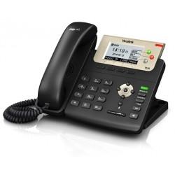 Yealink SIP-T23G โทรศัพท์แบบ IP (IP-Phone) จอ LCD รองรับ 3 SIP Account, HD Voice, Port Gigabit