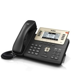 Yealink SIP-T27P โทรศัพท์แบบ IP (IP-Phone) จอ LCD รองรับ 6 SIP Account, HD Voice รองรับ POE