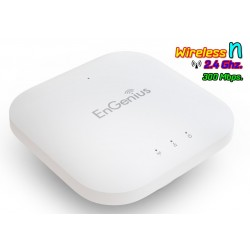 EnGenius EWS300AP Neutron Series Indoor Managed Access Point ย่านความถี่ 2.4 ความเร็ว 300 Mbps Port Gigabit