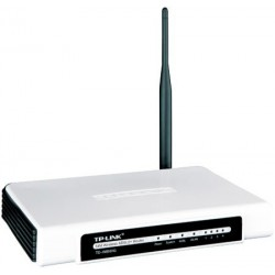 TP-Link TD-W8901G 54Mbps ADSL2+ Wireless Router Gateway