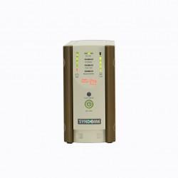 เครื่องสำรองไฟ UPS Syndome SZ-801 Pro ขนาด 800VA 640Watt พร้อมระบบปรับแรงดันไฟฟ้าอัตโนมัติ (AVR)  UPS เครื่องสำรองไฟ