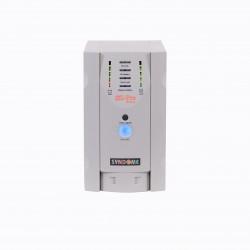 เครื่องสำรองไฟ UPS Syndome SZ-1001 Pro ขนาด 1000VA 800Watt พร้อมระบบปรับแรงดันไฟฟ้าอัตโนมัติ (AVR)  UPS เครื่องสำรองไฟ