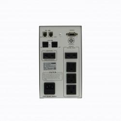 Syndome Syndome SZ-1501 Pro เครื่องสำรองไฟ UPS ขนาด 1500VA 1200Watt ระบบปรับแรงดันไฟฟ้าอัตโนมัติ (AVR)
