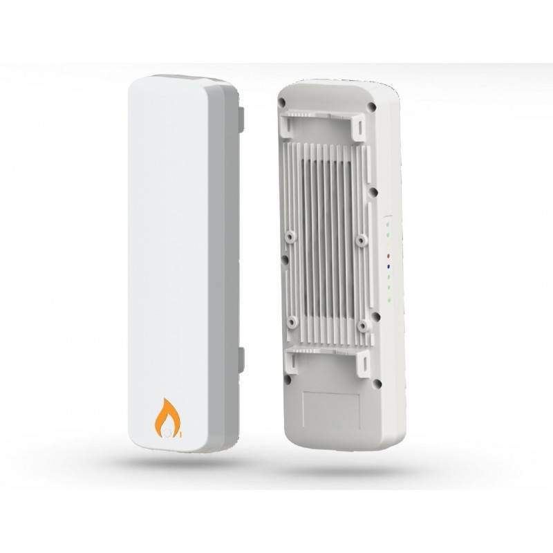 IgniteNet IgniteNet (อิ้กไน้ท์เน็ต) IgniteNet SkyFire SF-AC1200-2-TH Access Point Outdoor AC 1200Mbps เสาทิศทาง 15dBi/5G, เสา...