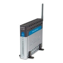 D-Link DSL-2640T, 54Mbps Wireless ADSL 2/2+ Router with Built-in Modem, 4-port 10/100Mbps Switch Home
