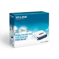 TP-Link TP-Link (ทีพี-ลิ้งค์) TP-Link TL-PS110P Print Server แบบ Parallel Port รองรับ Printer มากกว่า 230 รุ่น ติดตั้งง่าย