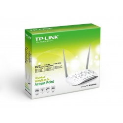 TP-Link TL-WA801ND Wireless Access Point Wireless N 2.4GHz 300Mbps รองรับ Repeater พร้อม POE