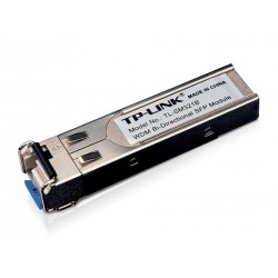 TP-Link TL-SM321B 1000Base-BX WDM Bi-Directional SFP Module Single Mode หัวต่อแบบ LC TP-Link (ทีพี-ลิ้งค์)