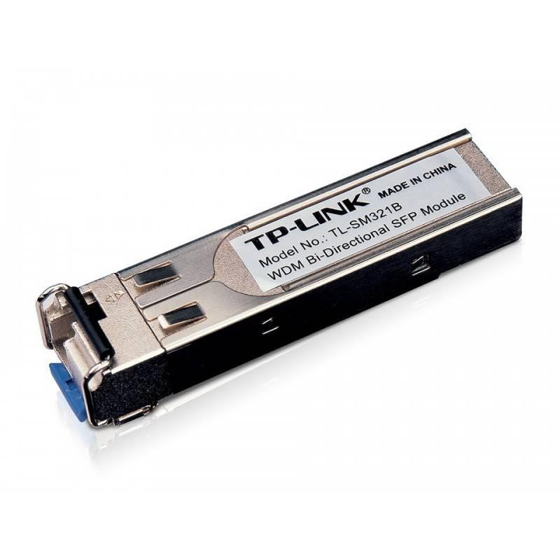 TP-Link TL-SM321B 1000Base-BX WDM Bi-Directional SFP Module Single Mode หัวต่อแบบ LC