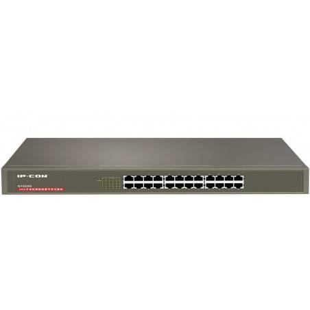IP-COM G1024G Gigabit Switch ขนาด 24 Port ความเร็ว Gigabit