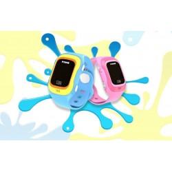 3G/4G Router, Mobile Wifi Pomo Kids Watch R2 นาฬิกาสมาร์ทวอชท์กันเด็กหาย Gen 3 ระบบ GPS Locator รองรับ ทั้ง iPhone และ Android