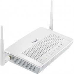 ZyXel Home ZyXEL P-660HN-F1Z 802.11n Wireless ADSL2+ 4-port Gateway