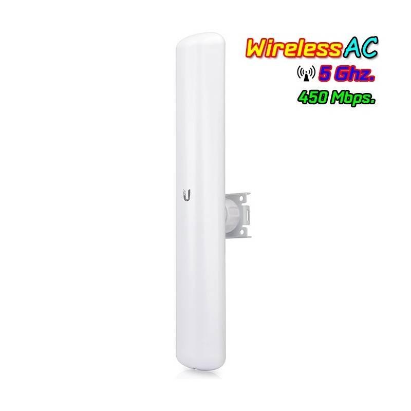 Ubiquiti Ubiquiti (ยูบิคิวตี้) Ubiquiti LiteBeam AC (LBE-5AC-16-120) Access Point มาตรฐาน AC ความถี่ 5GHz เสา 25dBi กระจายสัญ...