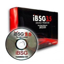 iBSG 3.5 ระบบ Internet Gateway Hotspot Billing ,ระบบพิสูจน์ตัวตน พรบ.คอมฯ
