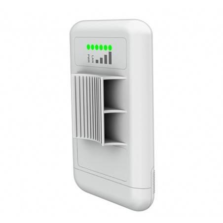 LigoWave DLB 5-15 AccessPoint แบบภายนอกอาคาร ความเร็ว 170Mbps ความถี่ 5GHz เสาทิศทาง 35 องศา 15dBi รองรับ WNMS พร้อม POE