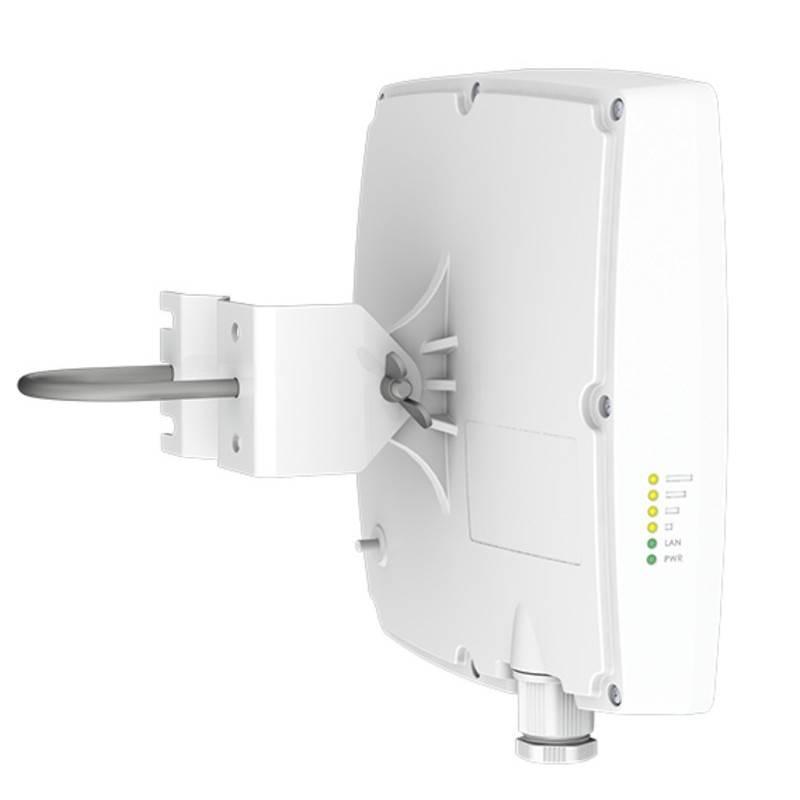 LigoWave DLB 5-20 AccessPoint แบบภายนอกอาคาร ความเร็ว 170Mbps ความถี่ 5GHz เสาทิศทาง 16 องศา 20dBi รองรับ WNMS พร้อม POE