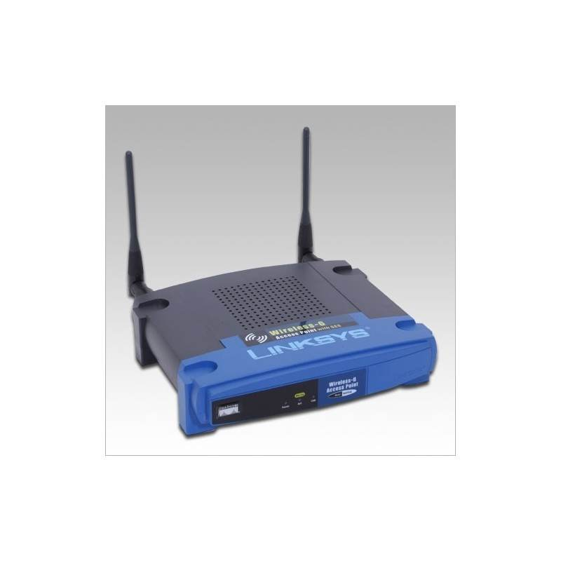 Linksys WAP54G Wireless-G Access Point Home