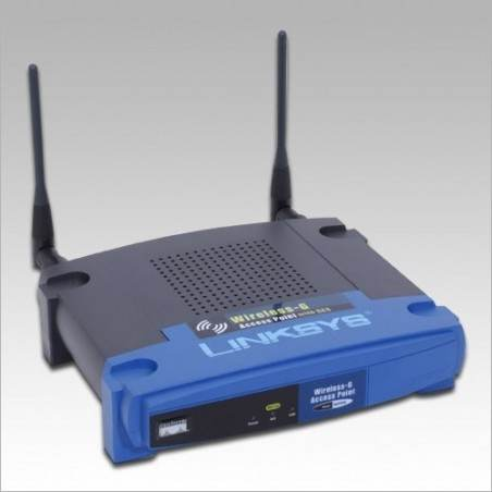 Linksys WAP54G Wireless-G Access Point