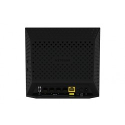 NetGear R6100 Wireless Router มาตรฐาน AC 1200Mbps Dual-Band, 5 Port 100Mbps,1 Port USB