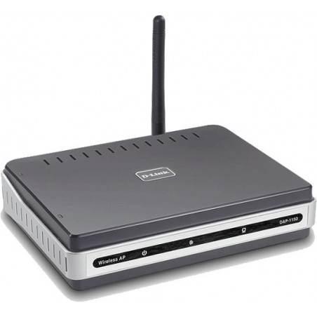 D-Link DAP-1150 - ยกเลิกการจำหน่าย ทดแทนด้วยรุ่น DAP-1360