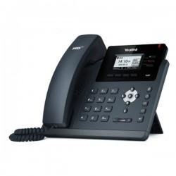 Yealink SIP-T40P โทรศัพท์แบบ IP (IP-Phone) จอ LCD รองรับ 3 SIP Account, HD Voice 2 Port รองรับ POE