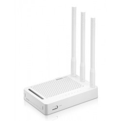 TOTOLINK Broadband Router (Router มี Wireless) TOTOLINK N302R Plus Wireless N Router ความถี่ 2.4GHz 300Mbps, 4 Port Lan 100Mb...