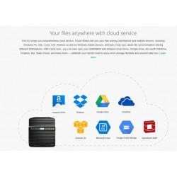 Synology Synology DS416J Network Attatch Storage ขนาด 4Bay สูงสุด 40TB รองรับ Media Streaming, iTune Server, Load Bit