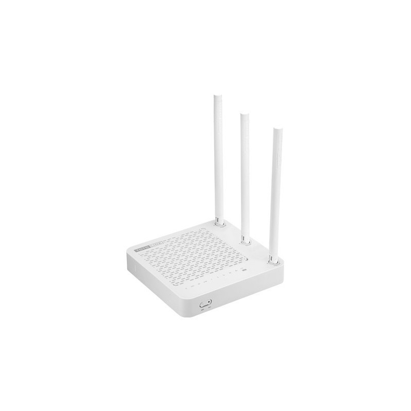 TOTOLINK A1004 AC750 Wireless Dual Band Gigabit Router ความถี่ Dual-Band 2.4/5GHz ความเร็วสูงสุด 750Mbps  Broadband Router