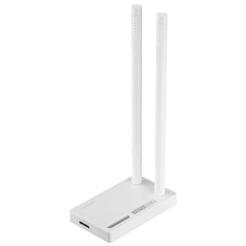TOTOLINK TOTOLINK A2000UA AC1200 Wireless Dual Band USB Adapter ตัวรับสัญญาณ Wireless 2.4/5GHz มาตรฐาน IEEE 802.11ac/a/n