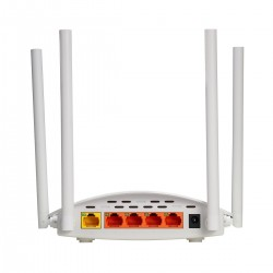 TOTOLINK TOTOLINK N600R 600Mbps Wireless N Router 2.4GHz ความเร็วสูงสุด 300Mbps เสา 5dBi x 4