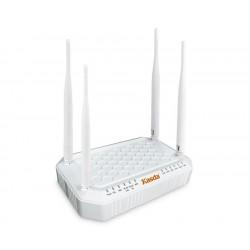 KASDA KW62293 VDSL Modem Wi-Fi Router มาตรฐาน AC ความเร็วสูงสุด 1200Mbps
