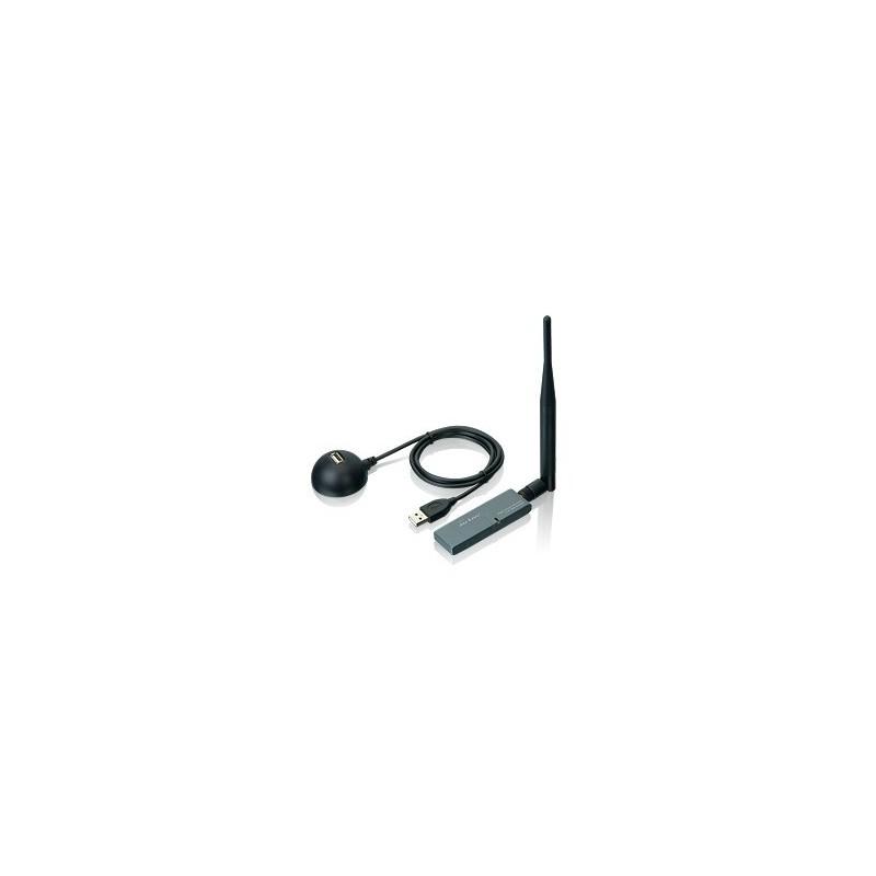 Air Live WL-1600 Wireless USB Adapter แบบ High Power กำลังส่ง 200 mW พร้อม เสา 5dBi