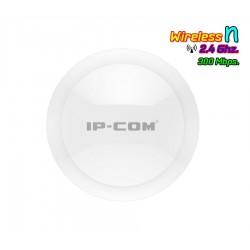 IP-COM AP340 Wireless Access Point 2.4GHz มาตรฐาน N ความเร็วสูงสุด 300Mbps Port Gigabit รองรับ POE 802.3af