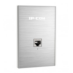 IP-COM AP255_US In-Wall Access Point 2.4GHz 300Mbps, Lan 2 Port, 120mm US Type Wall Jack รองรับ POE