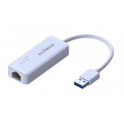 Edimax EU-4306 USB 3.0 Gigabit Ethernet Adapter แปลง Port USB3.0 เป็น Port Lan RJ-45 ความเร็ว Gigabit