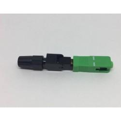 SC/APC Fast Connector สำหรับงาน Fiber Optic FTTx ไม่ต้องใช้เครื่อง Fusion Splice