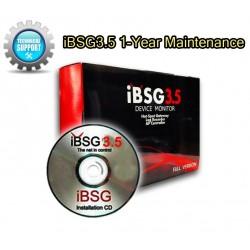 iBSG3.5 1-Year Maintenance License ต่ออายุบริการการ Support iBSG Software 1 ปี ระบบ Hotspot จัดเก็บ Log