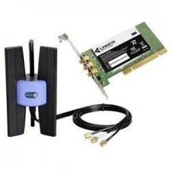 Linksys WMP300N Wireless-N Desktop PCI Card Wireless PCI Adapter