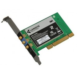 Linksys WMP300N Wireless-N Desktop PCI Card