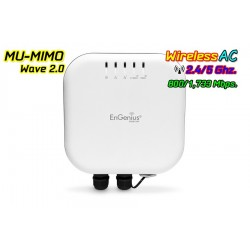 EnGenius EWS870AP Neutron Series Outdoor AP 4x4 Dual Band AC2600 MU-MIMO Wave 2 1,733 Mbps Wireless AccessPoint (กระจายสัญญาณ...