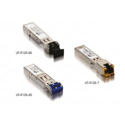 Link UT-9125-02 1000Base-LX SFP Module LC Multimode 1.25G 1310nm รองรับระยะ 2Km MiniGBIC / SFP Module