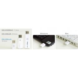 PCI GW-USMicroN IEEE802.11n Draft2.0/g/b wireless micro USB adapter