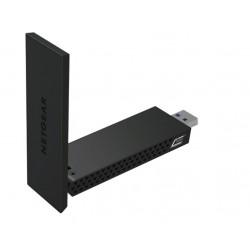 NetGear A620 AC1200 USB Adapter Dual-Band High Gain Antenna ตัวรับสัญญาณ Wireless 2.4/5GHz มาตรฐาน AC Wireless Adapter (รับสั...